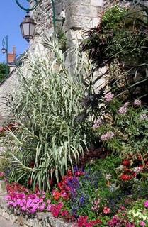 レンガ 花壇の作り方