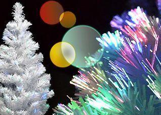 クリスマスツリー LED